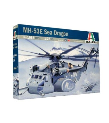 "1:72 Американски военен хеликоптер Сикорски МХ-53Е ""Морски дракон"" (Sikorsky MH-53E SEA DRAGON)"