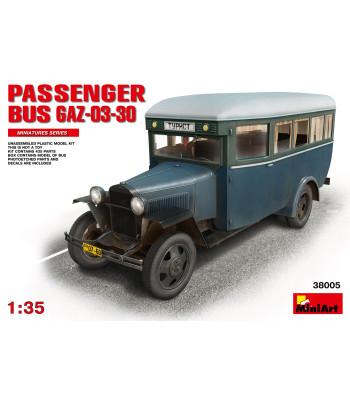 1:35 Пътнически автобус GAZ-03-30