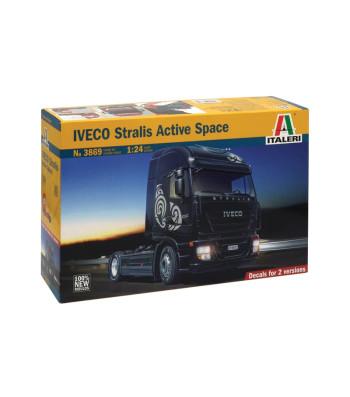 1:24 Камион влекач ИВЕКО СТРАЛИС (IVECO STRALIS)