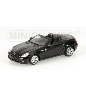 MERCEDES-BENZ SLK BLACK 2008 L.E. 1104 PCS.