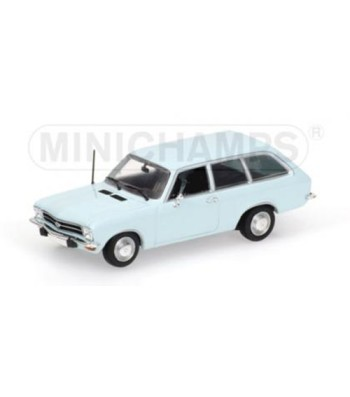 OPEL ASCONA VOYAGE - 1970 - LIGHT BLUE