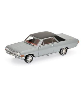 OPEL DIPLOMAT V8 COUPE - 1965 - SILVER L.E. 2016 pcs.