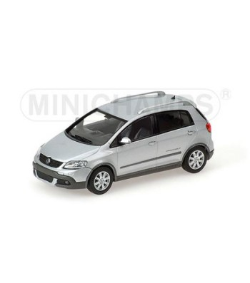 VOLKSWAGEN CROSS GOLF 2006 SILVER L.E. 1200 PCS.