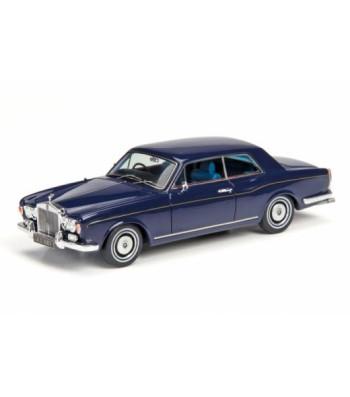 Rolls Royce Corniche Coupe - 1972 dark blue