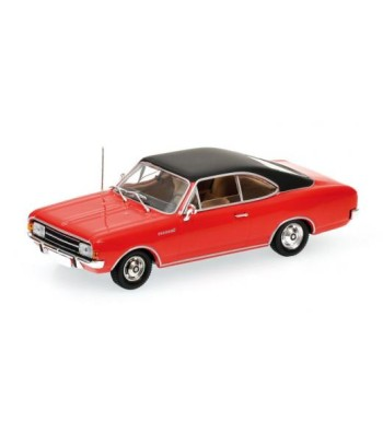 OPEL REKORD C COUPE - 1966 - RED L.E. 1008 pcs.