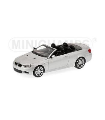 BMW M3 CABRIOLET 2008 SILVER L.E. 1008 PCS.