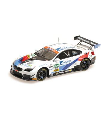 BMW M6 GT3 – SCHNITZER MOTORSPORT – BOUVENG/MARSCHALL – ADAC GT MASTERS 2018 L.E. 200 PCS.