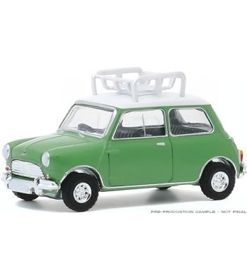 Hot Hatches Series 1 - 1965 Austin Mini Cooper S with Roof Rack Solid Pack