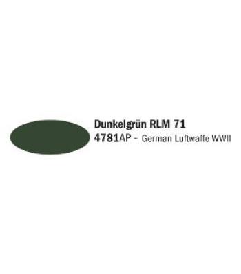 Dunkelgrun RLM 71 - Акрилна боя за моделизъм (20 ml)
