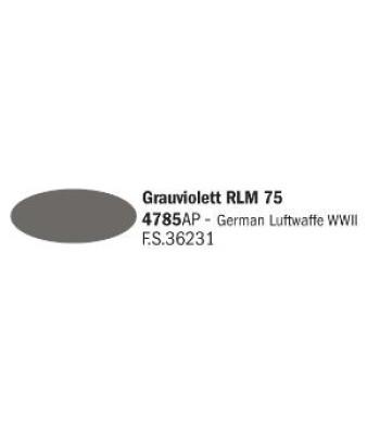Grauviolett RLM 75 - Акрилна боя за моделизъм (20 ml)