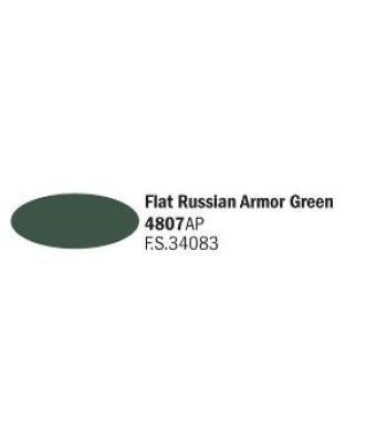 Flat Russian Armor Green - Акрилна боя за моделизъм (20 ml)