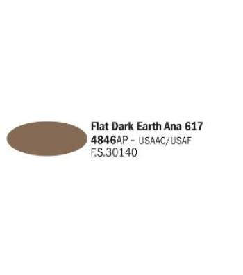 Flat Dark Earth Ana 617 - Акрилна боя за моделизъм (20 ml)