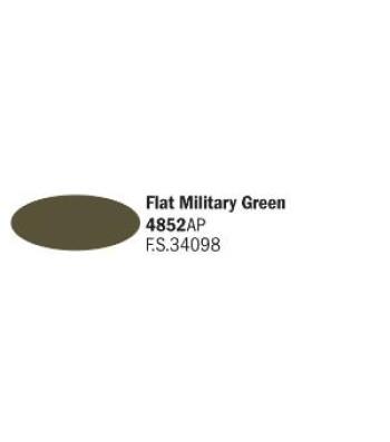 Flat Military Green - Акрилна боя за моделизъм (20 ml)
