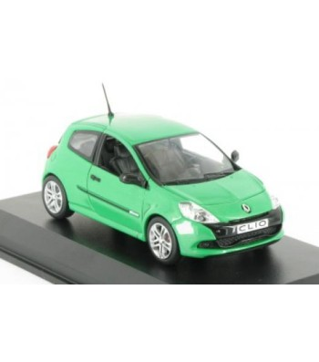 RENAULT Clio RS 2009 Green
