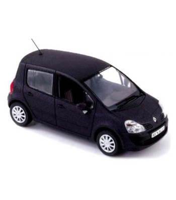 Renault Modus 2007 Nocturne black