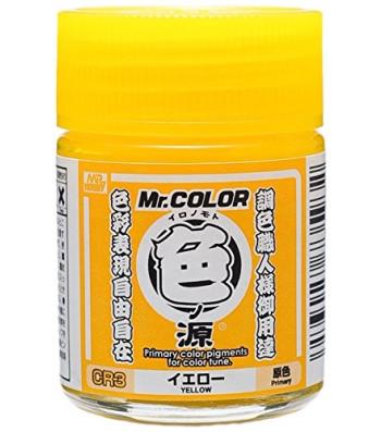 CR-3 Primary Color Pigments (18 ml) Yellow - пигмент