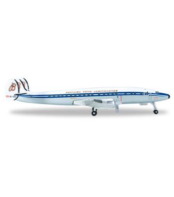 "SCFA / Breitling Lockheed L-1049H Super Constellation ""60th Anniversary"""