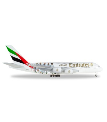 "Emirates Airbus A380 ""Real Madrid"""
