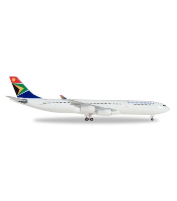 "SOUTH AFRICAN AIRWAYS AIRBUS A340-300 - ZS-SXF ""N. MANDELA DAY"""