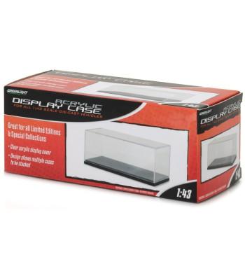 1:43 Прозрачна кутия от акрил с пластмасова основа