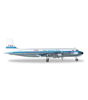 TAA Trans Australia Airlines Douglas DC-6B