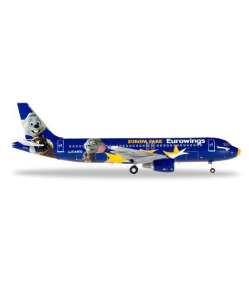 "EUROWINGS AIRBUS A320 ""EUROPA-PARK"" - D-ABDQ"