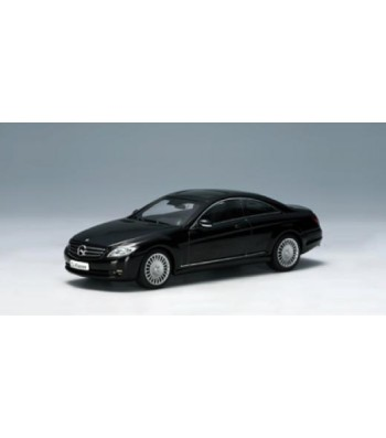 MERCEDES-BENZ CL-KLASSE COUPE (BLACK)