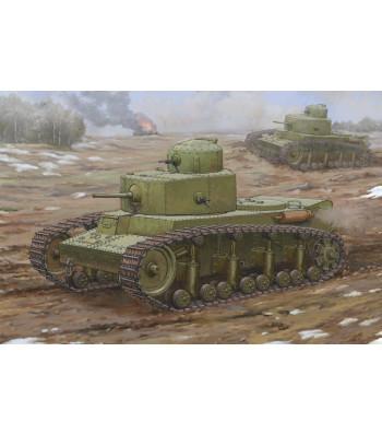 1:35 Съветски среден танк Т-12 (Soviet T-12 Medium Tank)