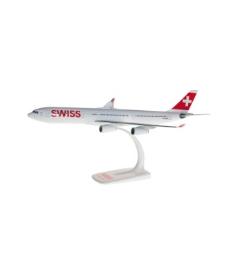 1:200 Swiss International Air Lines Airbus A340-300 - snap-fit