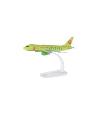 1:200S7 Airlines Airbus A319 - VP-BHQ – сглобка без лепило