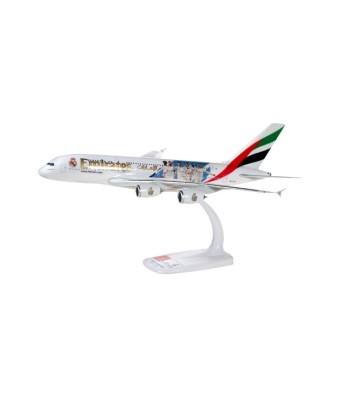 1:250 Emirates Airbus A380 Real Madrid (2018) - snap-fit