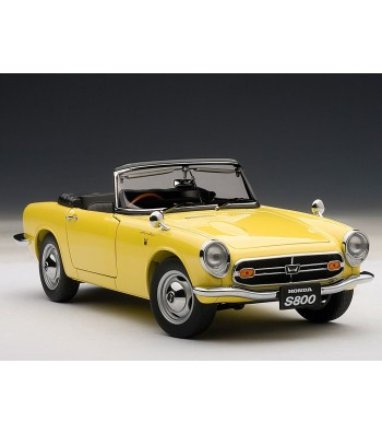 Honda S800 Roadster 1966 (yellow)