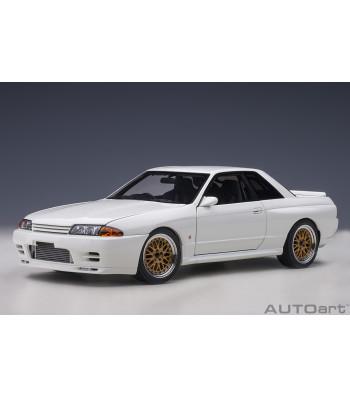 "Nissan Skyline GT-R (R32) WANGAN Midnight ""REINA"" late version (30th anniversary) Diecast body shell"