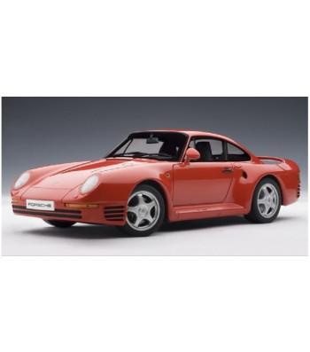Porsche 959 (red) 1986