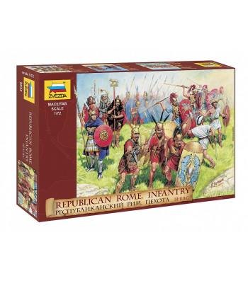 1:72 Пехотинци на Римската република (REPUBLICAN ROME INFANTRY) - 40 фигури
