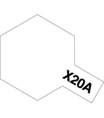 X-20A Thinner - Acrylic 10 ml