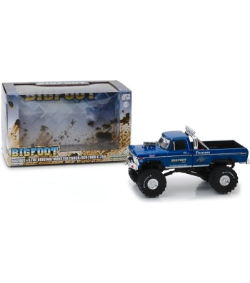 Bigfoot #1 The Original Monster Truck (1979) - 1974 Ford F-250 Monster Truck