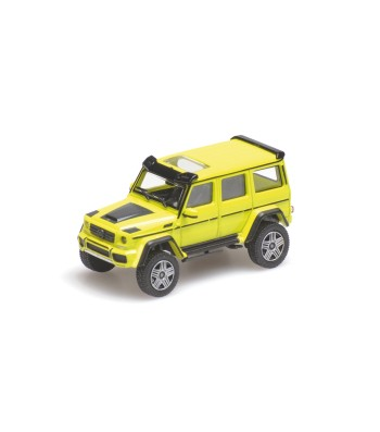 BRABUS 4x4² AUF BASIS MERCEDES-BENZ G 500 4x4² - 2016 - YELLOW