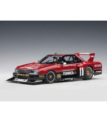 Nissan Skyline (DR30) RS Turbo Super Silhouette 1982 # 11 (Early Version) DIECAST