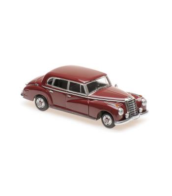 MERCEDES-BENZ 300 (W186) - 1951 - DARK RED