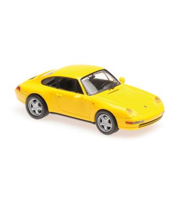 PORSCHE 911 (993) - 1993 - YELLOW