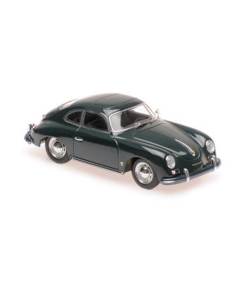 PORSCHE 356 A COUPE - 1959 - GREEN