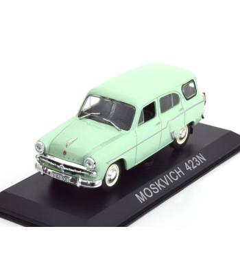 Moskvitsch 423N Legendary Cars, Light Green