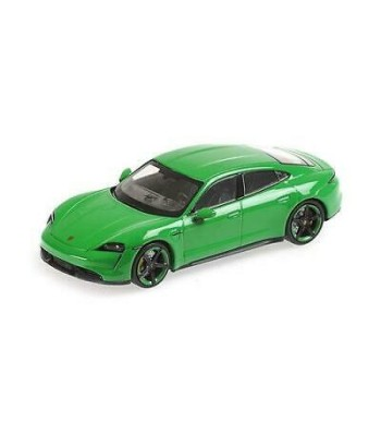 Porsche Taycan Turbo S 2020 Mamba Green Metallic