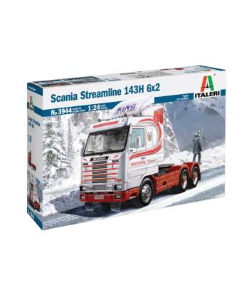 1:24 Камион влекач SCANIA Streamline 143H 6x2