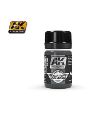 AK2040 WASH FOR EXHAUST (35 ml) - Ерозиращ продукт за авиация