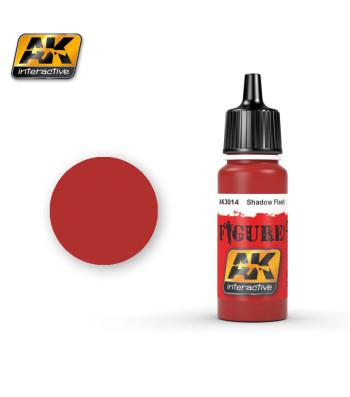 AK3014 SHADOW FLESH - Акрилна боя за фигури (17 ml)