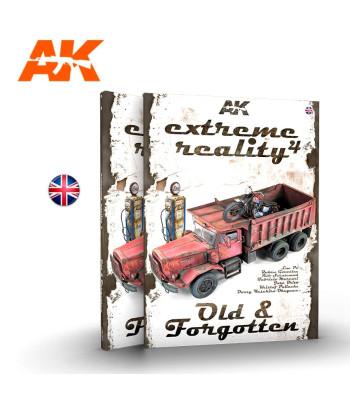 AK511 EXTREME REALITY 4 – OLD & FORGOTTEN (на английски език)