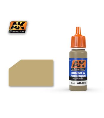 AK-723 Dust - Acrilyc Paints