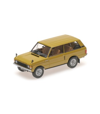 RANGE ROVER – 1970 – YELLOW L.E. 1999 pcs.
